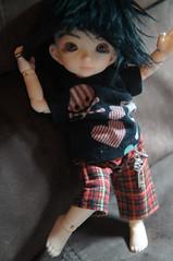 Bhangra Style (TerraNoir7) Tags: baby ball doll ns bjd resin fairyland abjd joint ruru littlefee