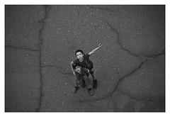 LOS PAZ II (ORANGUTANO / Aldo Fontana) Tags: chile blackandwhite blancoynegro nikon flickr claudia santiagodechile duotono cenital nikond200 orangutano aldofontana