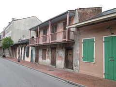 Toulouse St FQ Dec2013 Old Barber (Infrogmation) Tags: neworleans frenchquarter toulousestreet