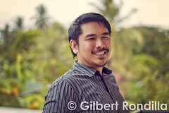 ... (Gilbert Rondilla) Tags: selfportrait man male me smile smiling self myself philippines filipino bicol pinoy camarinessur 50mm18d nikond90 libmanan gilbertrondilla gilbertrondillaphotography
