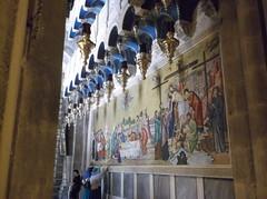 DSCF0457 (Kim Takes Pictures) Tags: church israel mosaic jerusalem mosiac churchoftheholysepulchre oldcity holysepulchre  oldcityofjerusalem hairhaatiqah