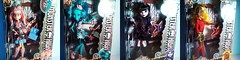 My New Frights Camera Action Dolls!  (RochelleGoyle (CupcakeFreak17)) Tags: camera new monster stars licht high wolf doll dolls action deluxe an honey swamp aus puppe puppen gorgon clawdia grusel frights viperine cupcakefreak17 elissabat