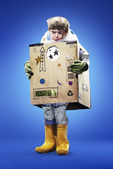 ASTRONAUT (Celeste Martearena) Tags: blue colour rabbit yellow kids studio advertising costume kid funny colours publicidad child sad photoshoot boots box alma helmet crying ears belly mercado angry carrot cry coloured nasty celeste chilldren tekal astonaut marteatena