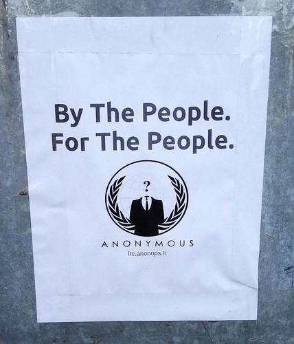 Populist Anonymous poster