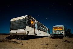 Desert Orca (dejavue.us) Tags: california longexposure nightphotography lightpainting abandoned nikon desert fullmoon nikkor mojavedesert d800 1835mmf3545d vle
