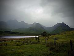 Inarticulate speech of the heart (kenny barker) Tags: mist skye rain scotland day explore scottishlandscape lochslapin panasonicg1 kennybarker