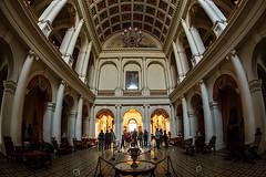 Inside the Palace of Light (Ahmed Sajjad Zaidi) Tags: typical islamicarchitecture bahawalpur noormahal corinthianarchitecture nawabofbahawalpur palaceoflight