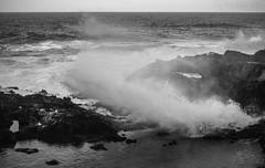 Costas Baaderos (AdanRS) Tags: ocean las color mar salinas canary canaria oceano palmas riscos baaderos