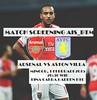 AIS Batam #AIS @AIS_BTM: #MatchScreeningAISBTM Arsenal vs Aston Villa | Minggu 20:30 WIB | BC Garden BTC | HTM 10k | @ID_ARSENAL #COYG su4n4vvCIpj