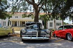 La Verne Cool Cruise 2014 (USautos98) Tags: 1948 chevrolet fleetline aerosedan bomb chevy