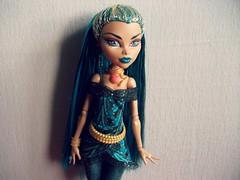 Everyday Fashion Nefera De Nile (MyMonsterHighWorld) Tags: 3 look monster de high doll princess signature wave nile egyptian custom cleo mattel basic nefera