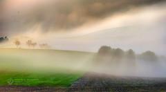 morning (Piotr.Krol) Tags: morning autumn mist fog piotr ngc fields bax moravia krol baxteria