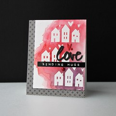 OCC Clean & Simple 4 (Day 3) (paperpicnic (Jayne)) Tags: valentine card
