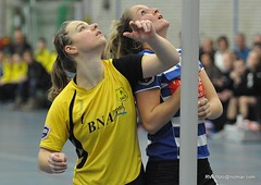 BW_Dalto_150207_77_DSC_6120 (RV_61, pics are all rights reserved) Tags: amsterdam korfbal blauwwit dalto korfballeague robvisser rvpics blauwwithal