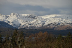 Cumbrian Hills (in Snow) (CoasterMadMatt) Tags: uk greatbritain winter england mountain lake snow mountains english water landscape landscapes town nikon scenery village view natural photos unitedkingdom britain district hill lakes lakedistrict january scenic hills photographs covered cumbria views gb british viewpoint windermere thelakes snowcovered bowness thelakedistrict nikond3200 2015 d3200 lakewinderemere coastermadmatt january2015 coastermadmattphotography bownessonwindermere2015
