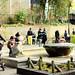 The fountain in Ueno Park : 上野公園の噴水