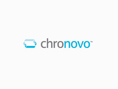 Logo and corporate identity for Chronovo. (Cahoots Design) Tags: new texture logo fun typography corporate triangle energy funky structure fresh professional clean clear company identity harmony now brand healthcare insurance claims settlement solid lively logotype cahoots settlements structured energetic logomark visualsystem cahootsdesign chronovo taglinecore
