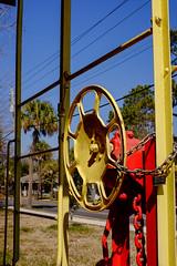 Caboose (RW Sinclair) Tags: railroad museum train fuji florida rail velvia fujifilm locomotive milton x100 xtrans x100t