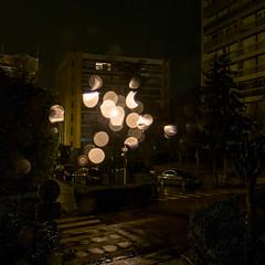 lights singing in the rain (patrick Thiaudiere Thanks for + 500 000 views) Tags: street light rain night lights town lumire pluie rue ville singingintherain flickrfriday