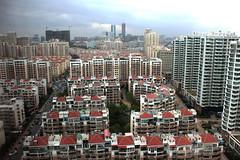Qingdao buildings (lilia.lindrec) Tags: china city beach buildings qingdao urbanjungle chine