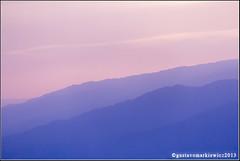 (gus polaco) Tags: sunset sky beautiful landscape atardecer colours perfil paisaje colores cielo hermoso ceu atmosfera montaas paissagem