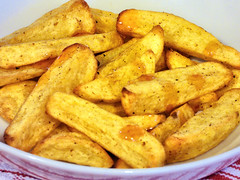 Too lazy to make dinner (Sandy Austin) Tags: newzealand food chips auckland potato fries northisland homecooking massey westauckland agria sandyaustin airfryer panasoniclumixdmcfz70 airoven