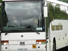 Scania Van Hool - YR02ZZS (cessna152towser) Tags: barc scania vanhool jedburgh