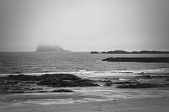 Bass Rock Haar (jason-l) Tags: mist fog fret northberwick bassrock eastlothian haar
