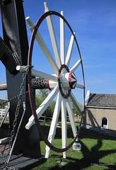 Kruiwiel (Max Jongkoen) Tags: mill windmill molen mallemolen kruiwiel
