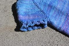 Snow Princess Tunic 10 (peridragon) Tags: knitting gradient ravelry gradiance snowprincesstunic