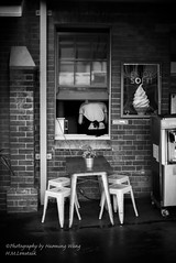 MONO7444 (H.M.Lentalk) Tags: life leica city people urban white black monochrome 50mm sydney australia m noctilux aussie 50 newtown asph f095 typ 246 095 noctiluxm 109550