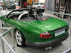 Die Another Day XKR Convertible (D70) Tags: door miniature gun die day under convertible front hidden mortar imaging jaguar another grille rockets bombs thermal spikes missiles xkr gatling capabilities ramming