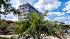 Viso parcial da Reitoria da Universidade Federal de Minas Gerais (carlos.ufmg) Tags: brazil campus landscape samsung paisagem townscape rectory paisagemurbana reitoria galaxys6 carobrod