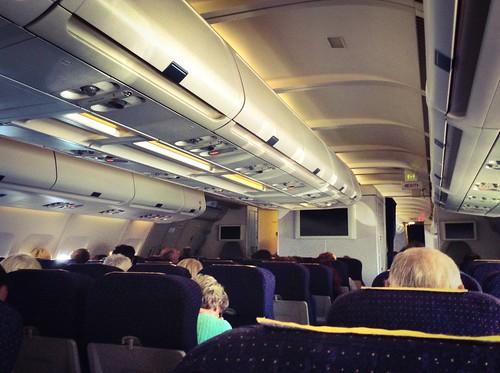 Monarch | A330 - 200 Cabin view G-EOMA