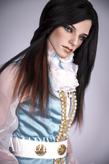Noble (Amadiz) Tags: wig bjd leonard iplehouse