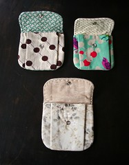 card wallets (andrea creates) Tags: wallet may16 denyseschmidt cardwallet echino snapcardwallets