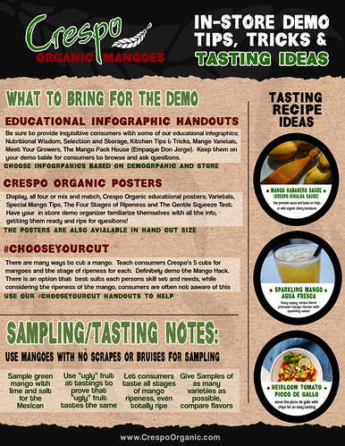 """In-Store Demo Tips, Tricks & Tasting Ideas • <a style=""""font-size:0.8em;"""" href=""""http://www.flickr.com/photos/139081453@N03/27182648551/"""" target=""""_blank"""">View on Flickr</a>"""