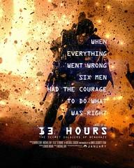 [HD] 13 Hours : The Secret Soldiers of Benghazi 13 ชม. ทหารลับแห่งเบนกาซี (2016)