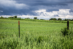 Storm Chasin' (Phil Roeder) Tags: sky cloud storm weather clouds iowa canonef70200mmf4lusm canon6d