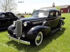 1937 Cadillac 5-Passenger Touring Sedan (JCarnutz) Tags: cadillac 1937 gilmorecarmuseum touringsedan donaldgilmoreclassic