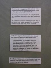 Herring Girls (3) (girdergibbon) Tags: heritage workers power herring hydroelectric mallaig