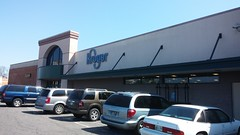 1999 'Vintage' Albertsons Exterior (Retail Retell) Tags: kroger grocery store s perkins east memphis tn former schnucks seessels albertsons industrial circus decor shelby county retail