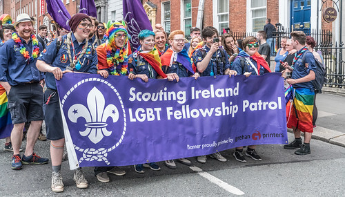 PRIDE PARADE AND FESTIVAL DUBLIN 2016 [SCOUTING IRELAND]-118200