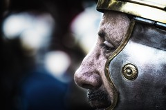 Romano I (Cristbal M) Tags: roma sevilla itlica photoquivir