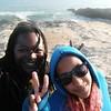 Me & my girl (Anika Malone) Tags: ocean beach pacific malibu alton ilia leocarrillostatebeach