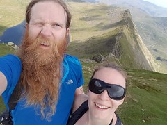 HelvellynSelfie (Conor Lawless) Tags: katy striding edge helvellyn kt conor lake district