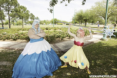 6P5A0280 (BlackMesaNorth) Tags: cosplay candyland princesslolly queenfrostine vodkaphotos