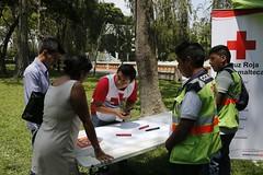 040616 Primer encuentro de Voluntariado 008 (Coordinadora Nacional para Reduccin de Desastres) Tags: guatemala onu ocha voluntarios conred desarrollosostenible cruzrojaguatemalteca