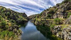 Panoramica desde el embalse de el Villar (JoseQ.) Tags: embalse agua rio lozoya atazar madrid