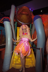 AQUEERium20160626_068sm (DawnOne) Tags: gay party fish toronto men water glitter aquarium rainbow women dj ray tube australian young ripleys kitty pride lgbt mermaids virago sharks local rays judy trans mermaid facepaint superstar tanks transsexual sapphire reign 2016 transsexuals cownose lgbtq titha aqueerium